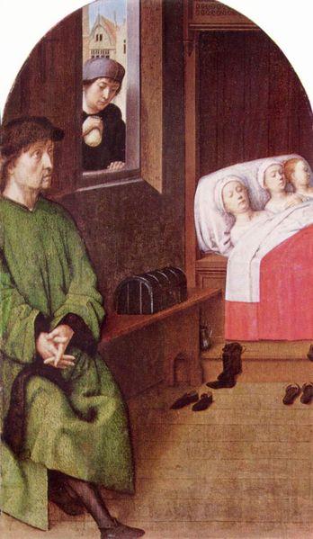 Dot - légende de St Nicolas